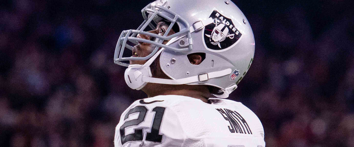 Raiders CB Sean Smith faces prison time