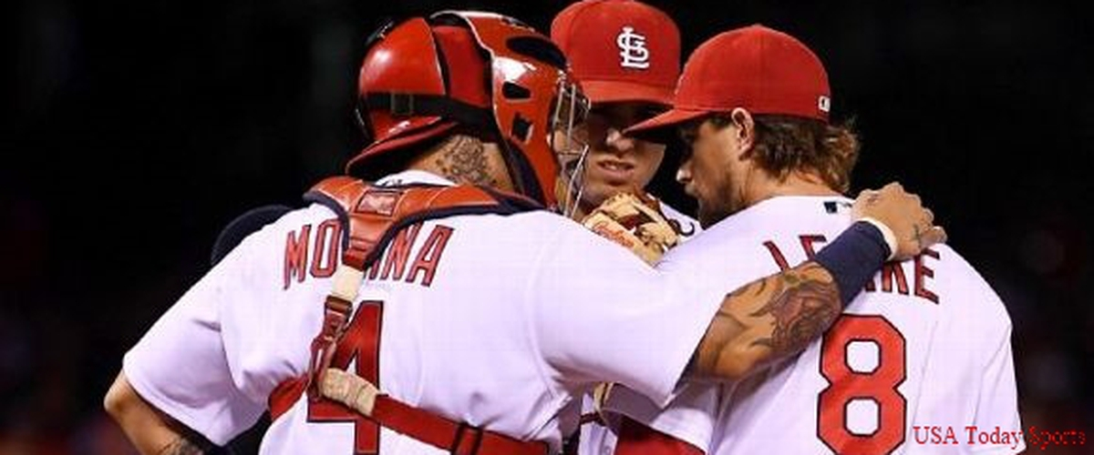 Leake Had No Hold On Thames; Or, The Rain In 7-6 Cardinals Loss