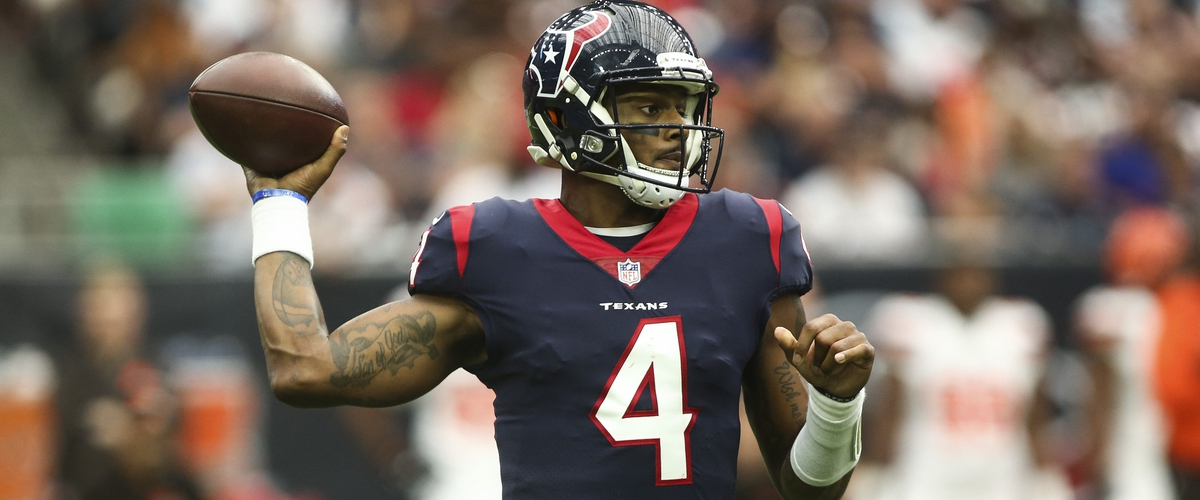 Why Deshaun Watson could possibly win the MVP award