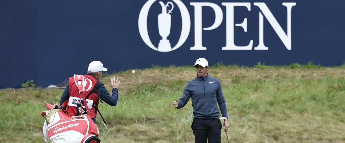 Daily Fantasy Weekend PGA Picks - The OPEN Championship