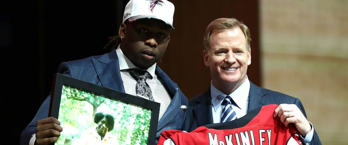 Obstructed Thoughts on the NFL Draft