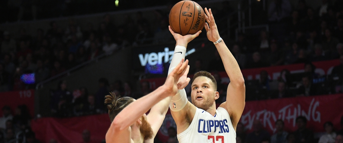 Blake Griffin traded to the Pistons!