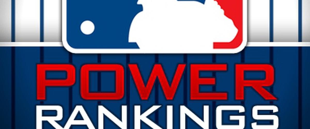 2017 MLB Power Rankings: Week 14