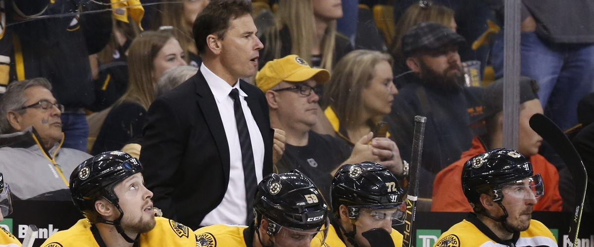 Bruins Make The Right Move In Keeping Bruce Cassidy
