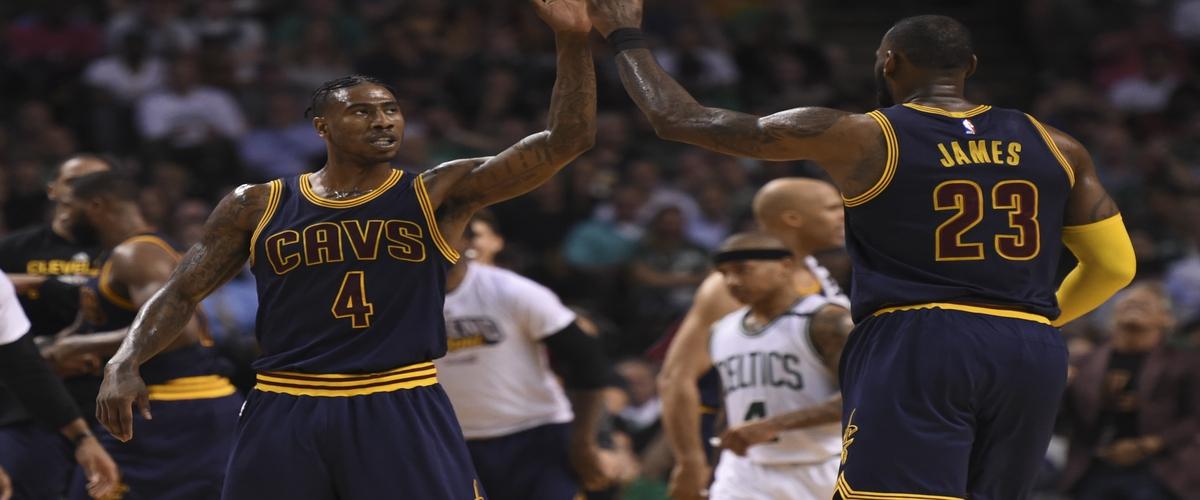 Cavaliers Dismantle Celtics
