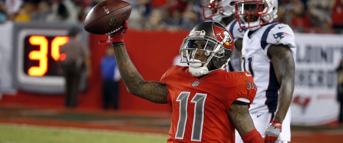 Bucs kick it away in 19-14 loss to Patriots