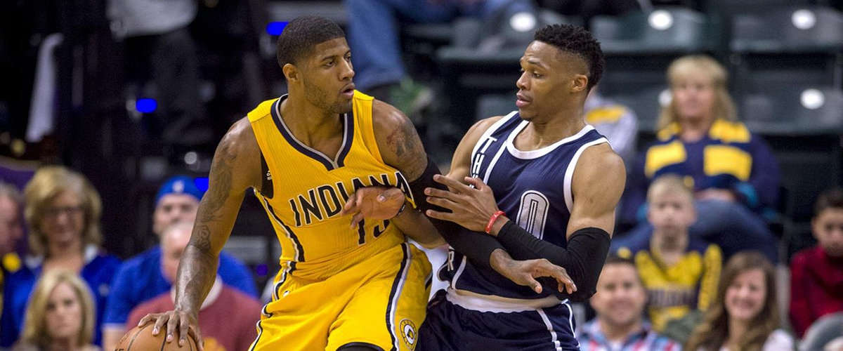 Paul George makes OKC Contenders