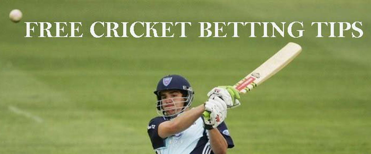 Some Effective Cricket Betting Tips to Follow