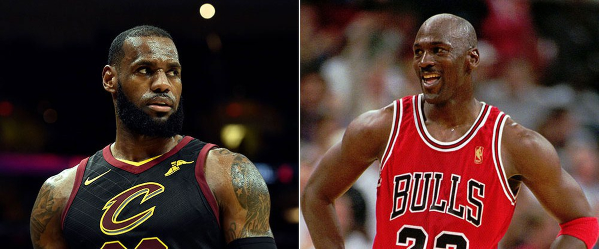 LeBron James current tenure with the Cavaliers now is like Michael Jordan's tenure with the Washington Wizards.