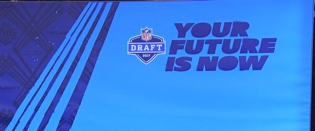 Breaking: Huge Draft Day Trade Rumored to be in the Works