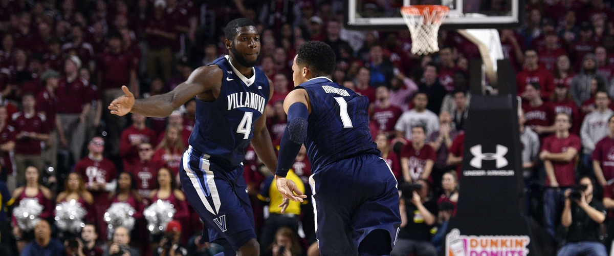 No. 1 Villanova trounces Temple, remains undefeated