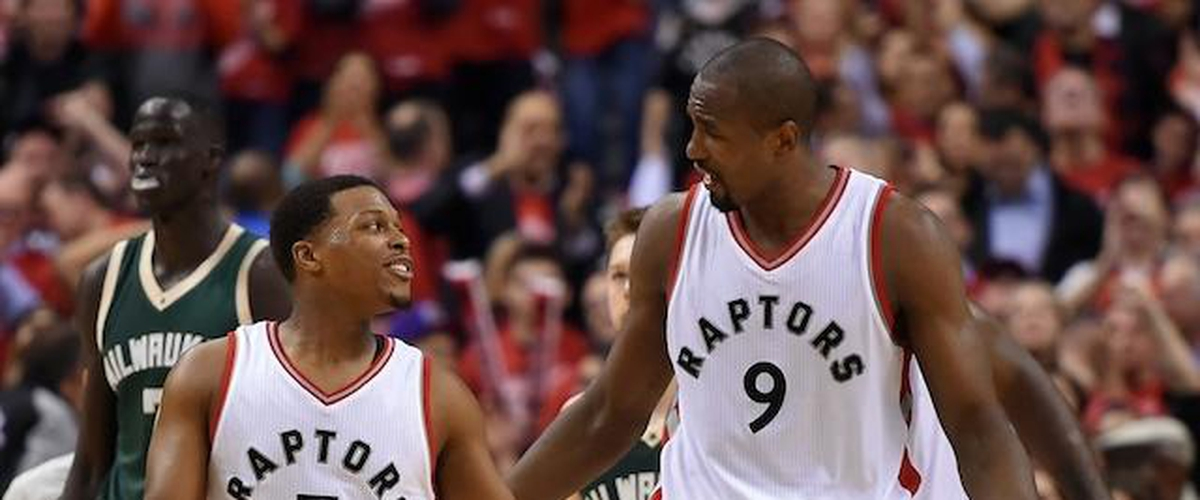Kyle Lowry and Serge Ibaka both ink three-year deals with Raptors