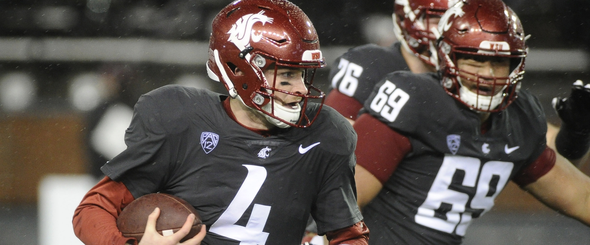 Could the Patriots Be Looking At Washington State QB Luke Falk?