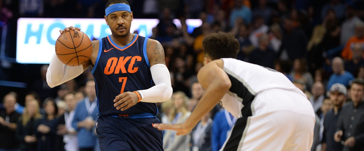 Did the Knicks win the Melo trade with OKC?