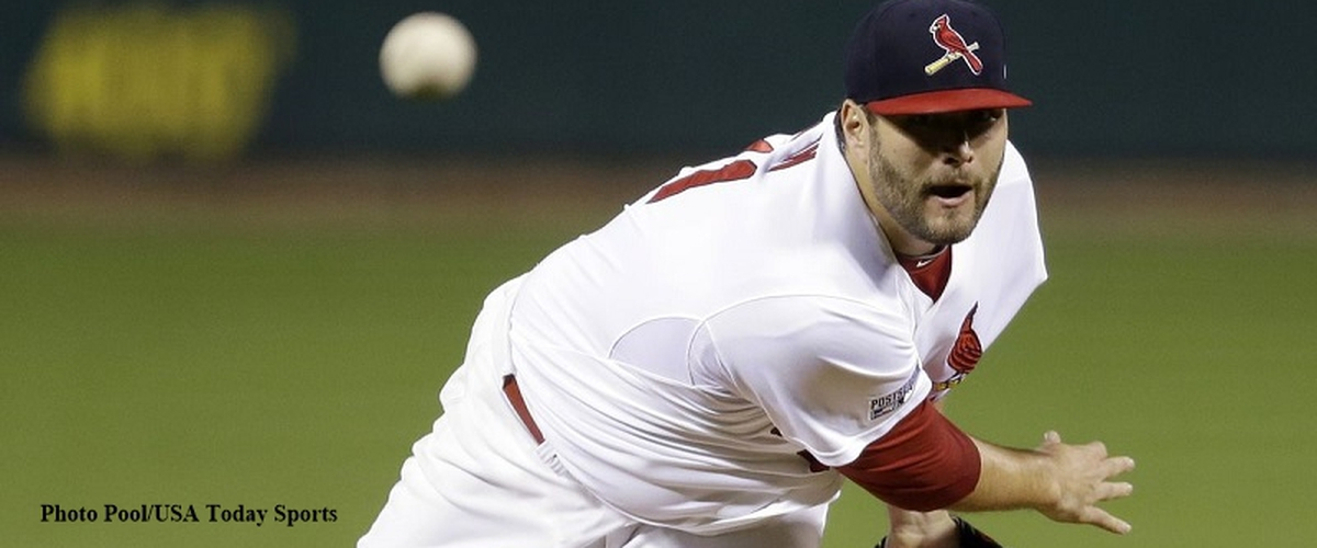 Lance Lynn, Qualifying Offer, Onto Free Agency