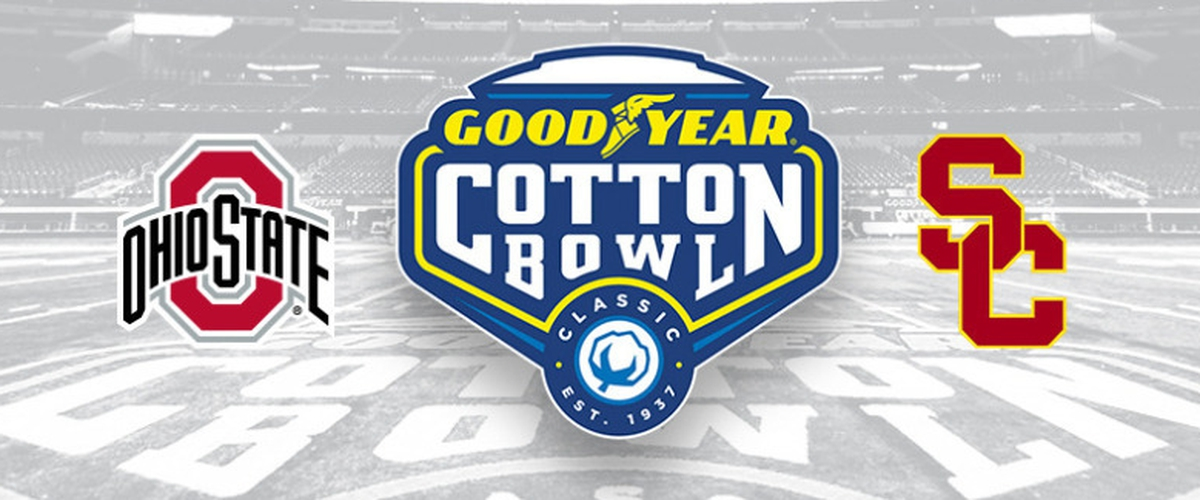The Obstructed Cotton Bowl Preview: USC vs. Ohio State