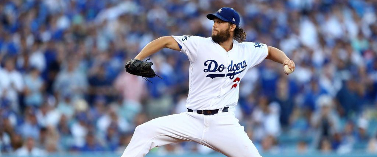 Kershaw dominates, leads Dodgers to win in Game 1 of the World Series
