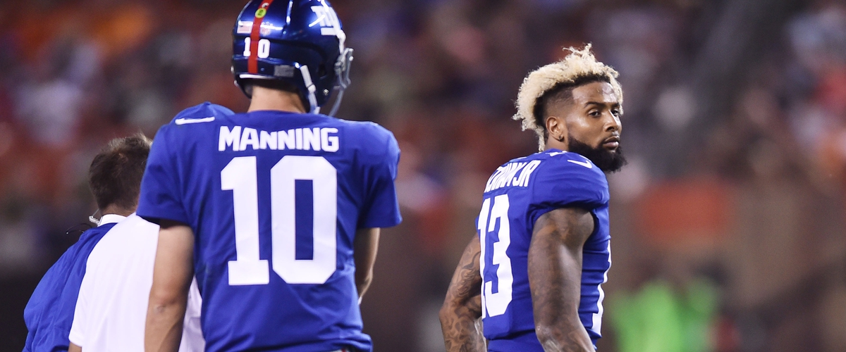 2017 New York Giants game-by-game Predictions