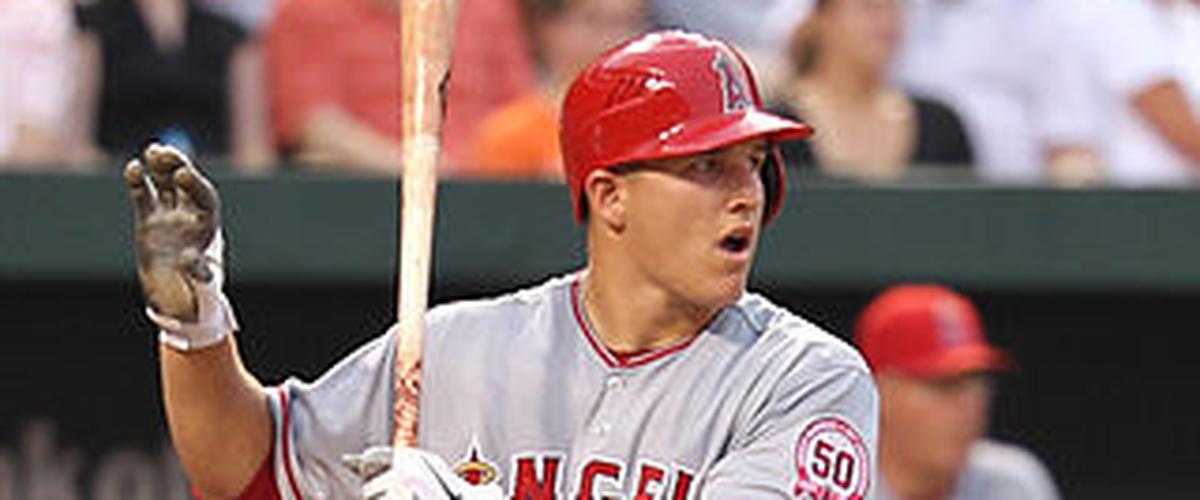 MLB Top 10: CF