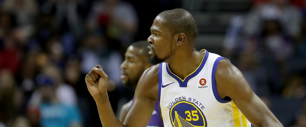 NBA Player of the Night Kevin Durant