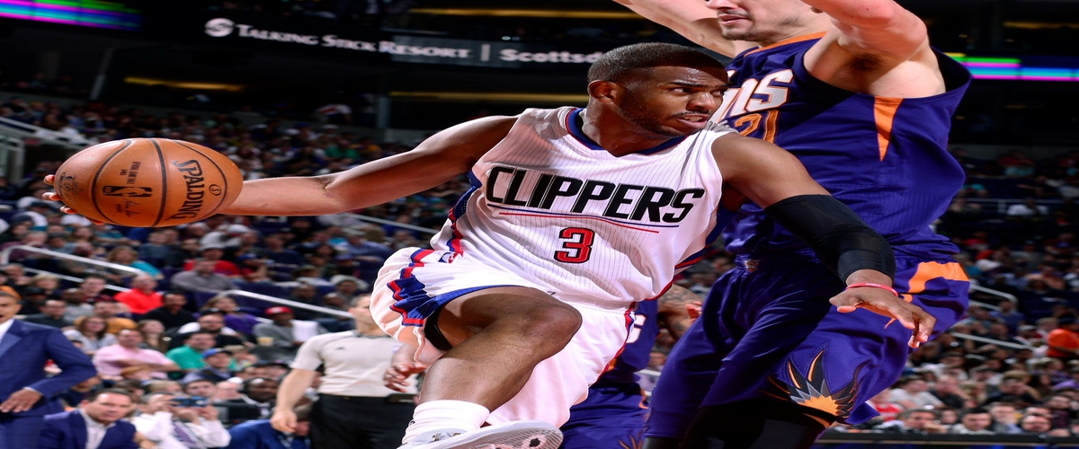 NBA Player of the Night Chris Paul