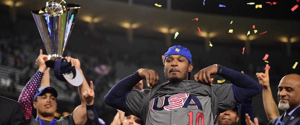 USA defeats Puerto Rico 8-1 to capture their first ever World Baseball Classic Championship