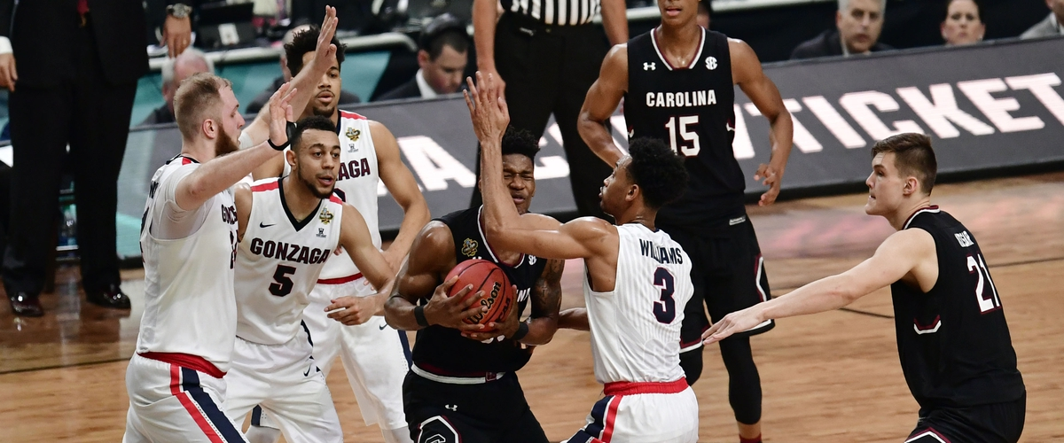 Gamecucked: Gonzaga Steals Spot in Title Game With Smart Foul Late