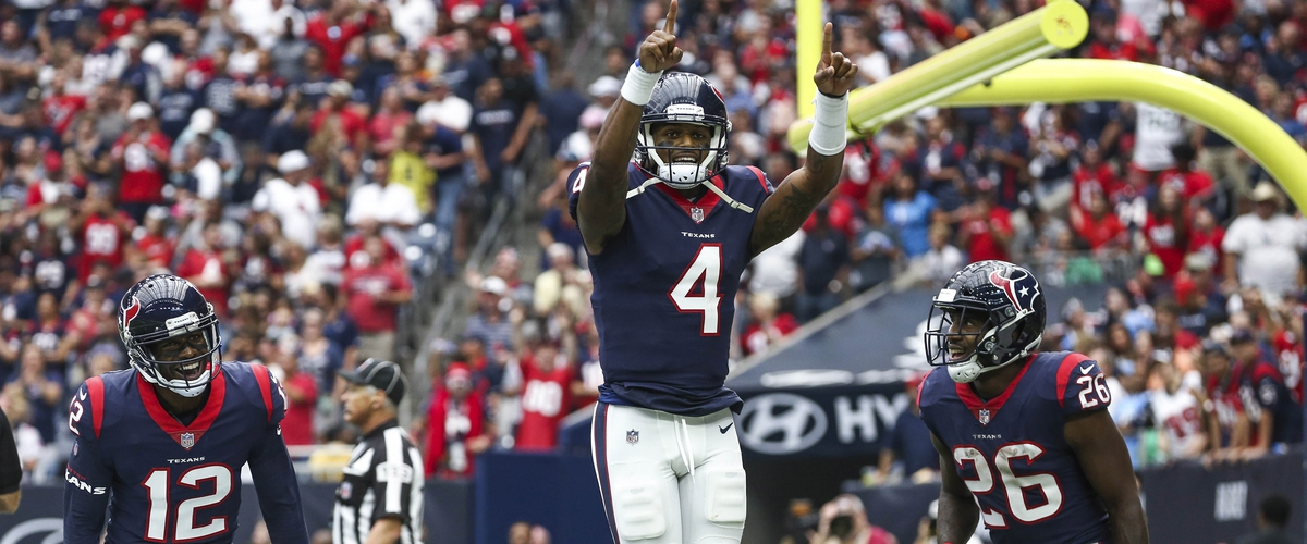 Deshaun Watson shines in Houston blowout; Gives teams that passed on him something to think about