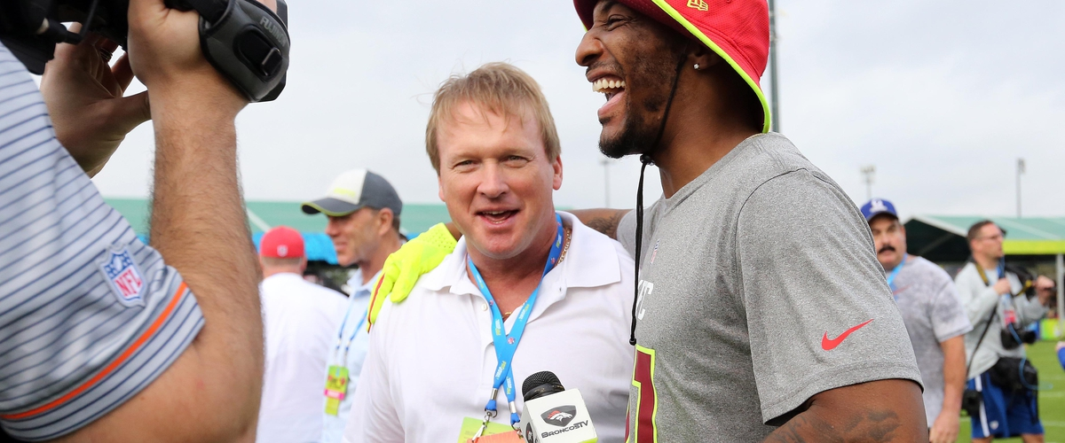 Jon Gruden is a bigger risk than you might think