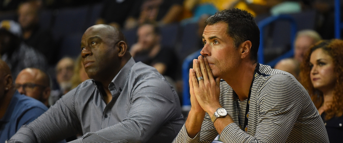 How Magic and Co. are making the Lakers a playoff contender