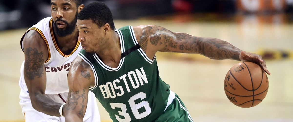 New York Knicks trading for Marcus Smart?