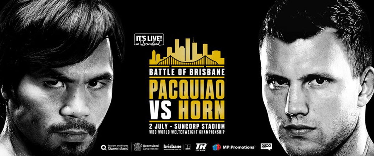 Jeff Horn Upsets Manny Pacquiao by Controversial Unanimous Decision