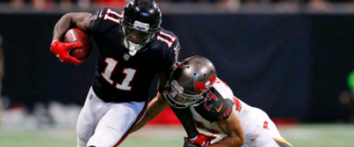 Julio Jones shreds Bucs secondary puts NFC on notice