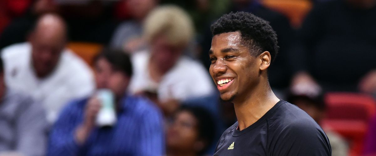 A year after free agency deal, Whiteside now ready to recruit for the HEAT