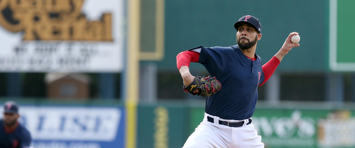 David Price should get one more rehab start before joining the Sox rotation