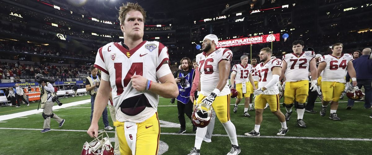 The Breakdown: Sam Darnold