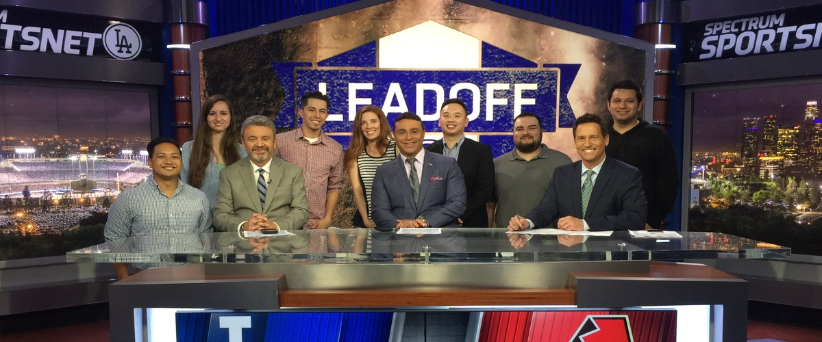 A Dodgers Blogger Night at Spectrum SportsNet LA Studios