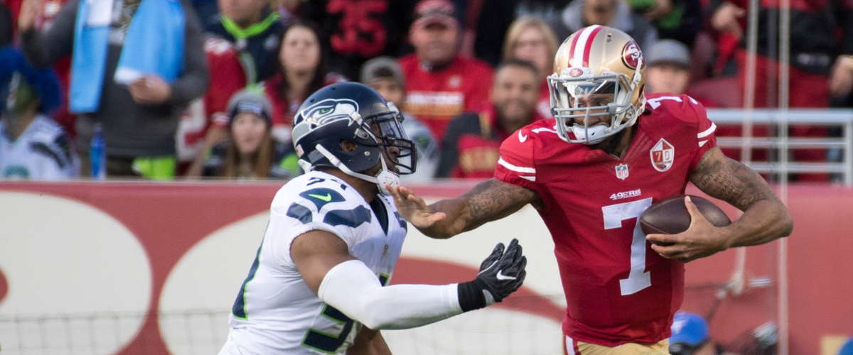 Seattle Seahawks Pass on Colin Kaepernick