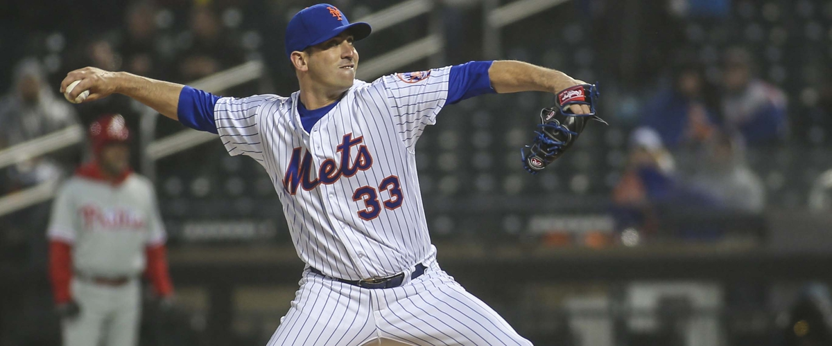Harvey Dominant As Mets Shutout Phillies