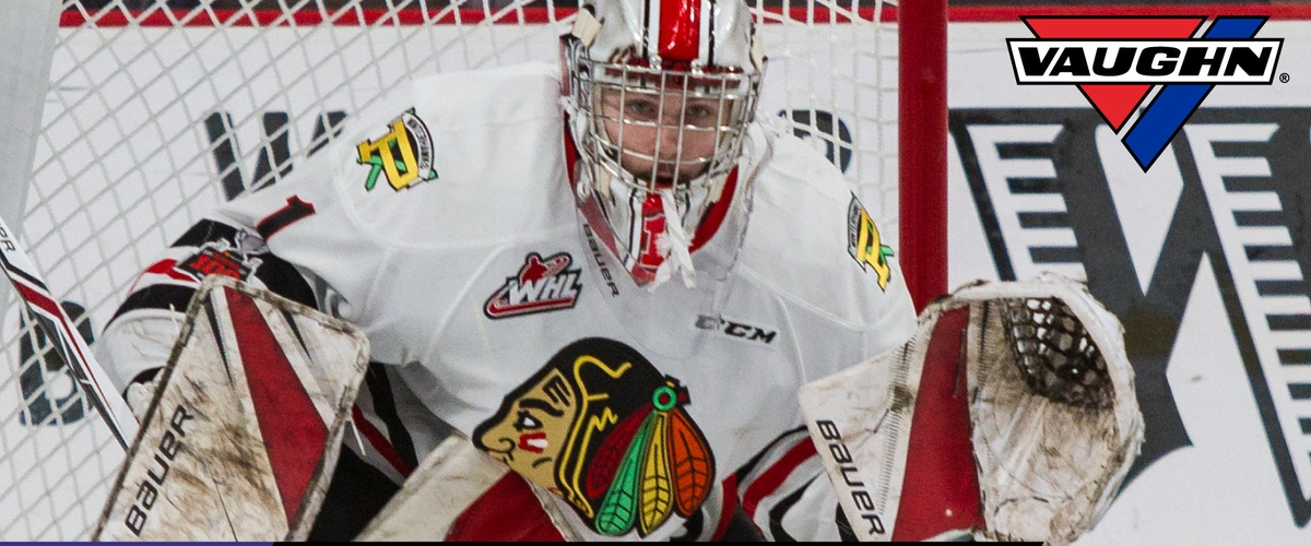 Portland Winterhawks' Shane Farkas named Vaughn CHL Goaltender of the Week