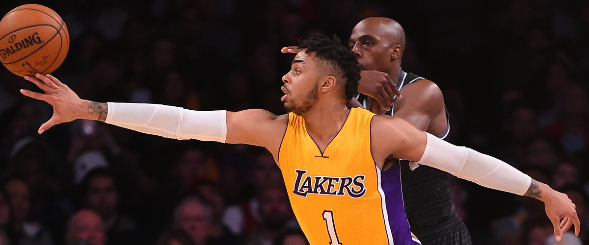 D'Angelo Russell's Rookie Season