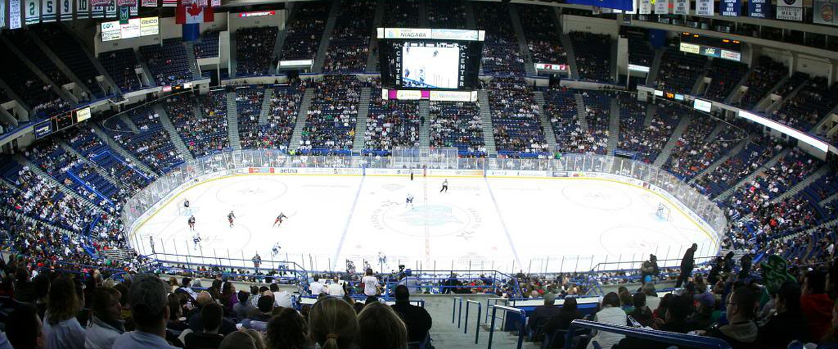 The XL Center continues to sit at a major crossroad.
