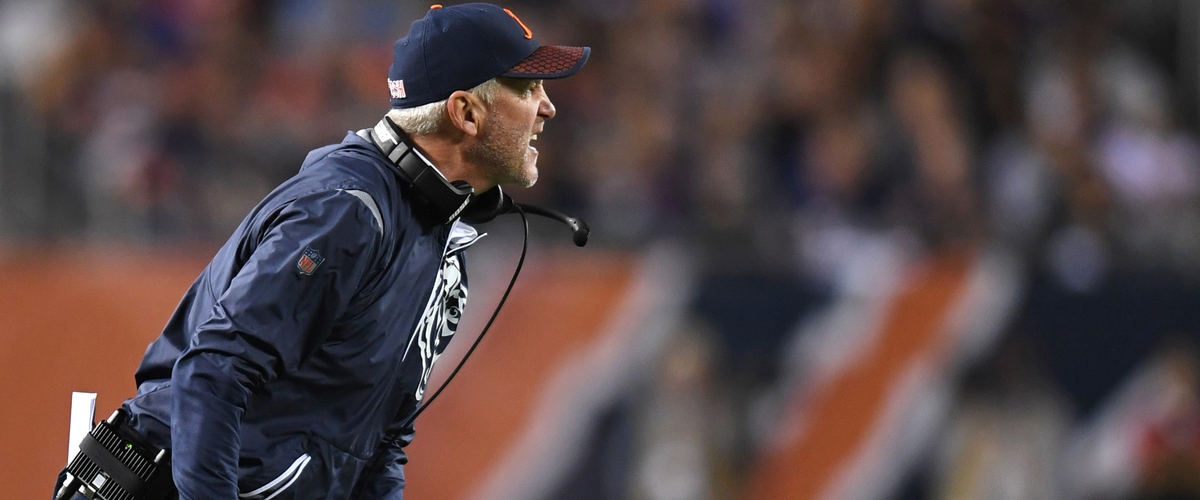 Bears need to part ways with John Fox.