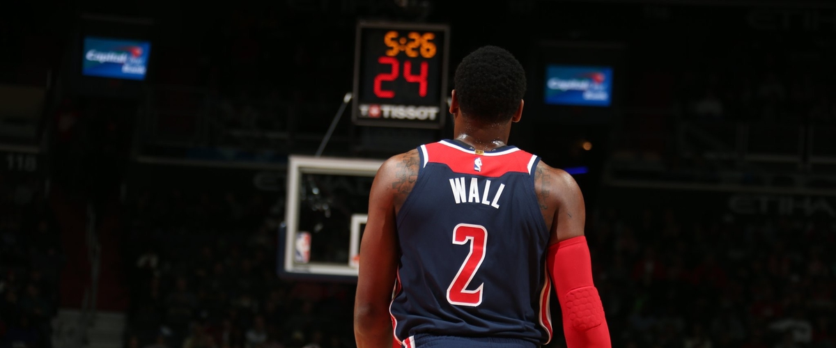 NBA Player of the Night John Wall