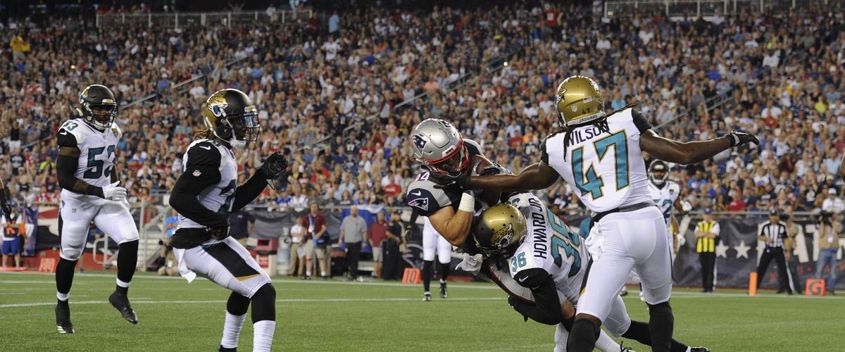 Patriots Drop Pre-Season Opener