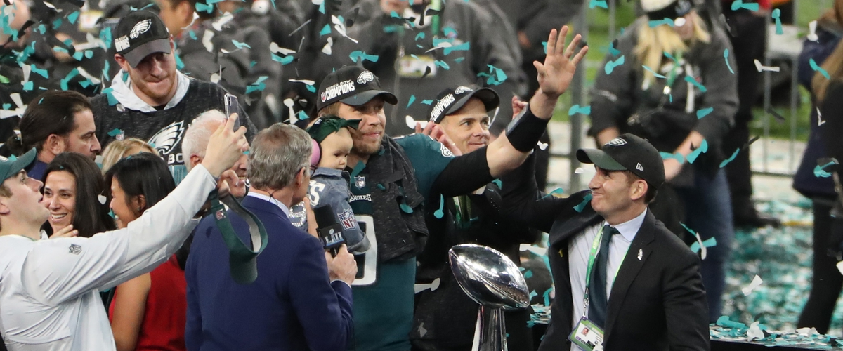 Fifth Down: The Philadelphia Eagles ARE SUPER-BOWL CHAMPIONS!