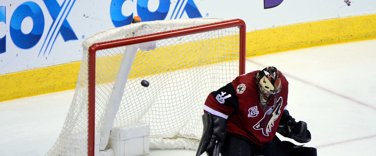 Mike Smith Traded to Calgary
