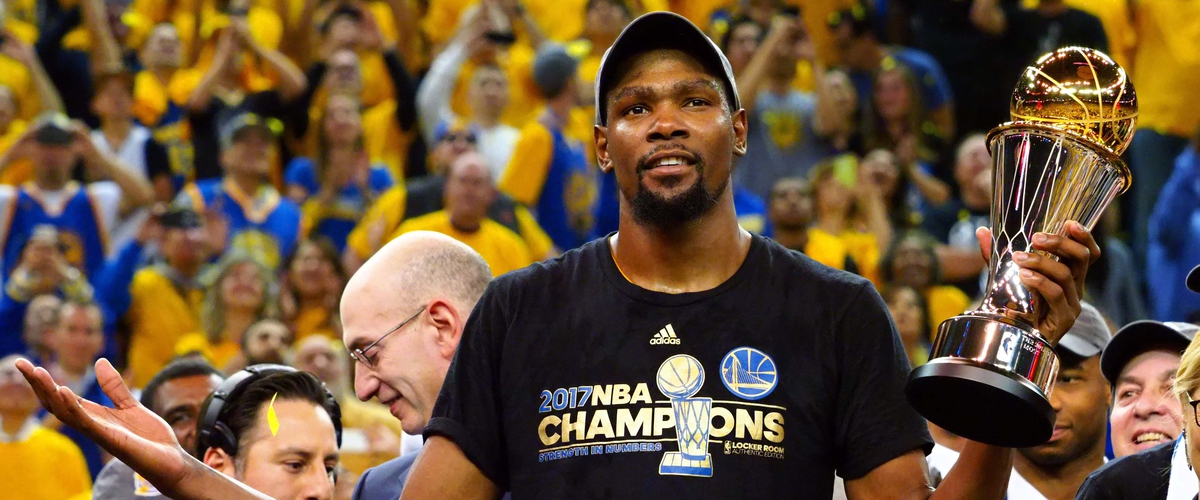 Kevin Durant Didn't Ruin The NBA. You Did