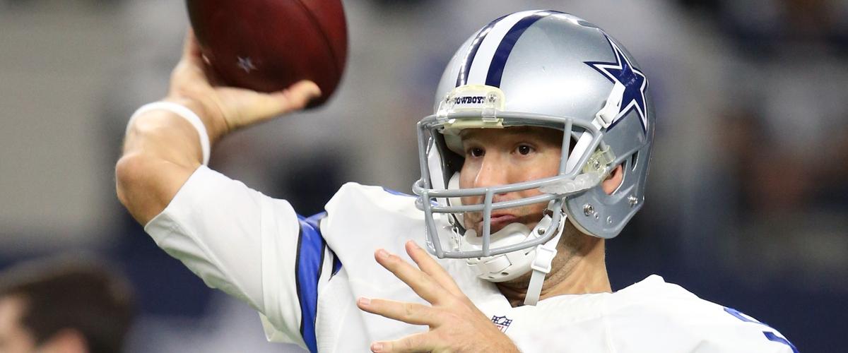 Dallas Mavericks to Honor Tony Romo's Career
