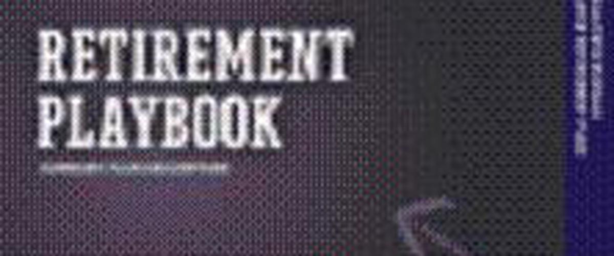 "NFL Retirement ""Playbook"""